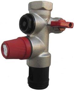 Veiligheidsgroep 3/4 boiler haaks